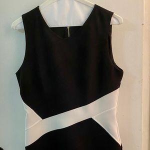 White House Black Market slimming dress.